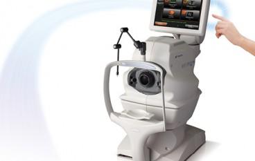OCT scan bij Van Els Optiek & Optometrie in Heemskerk