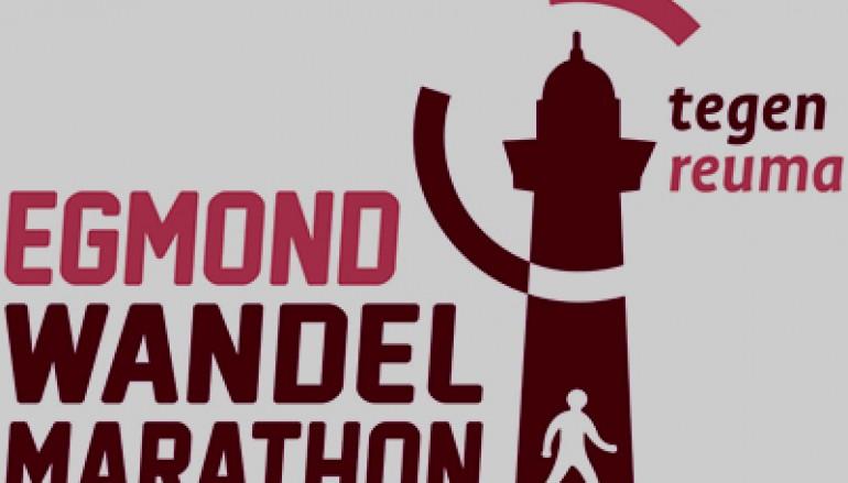 Egmond Wandel Marathon  tegen reuma