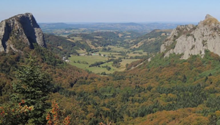 Auvergne – Route Thermale