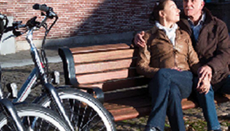 Wij genieten elke dag  van het unieke  Peper fietscomfort!