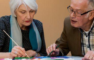 Nederland op weg naar een dementievriendelijk samenleving