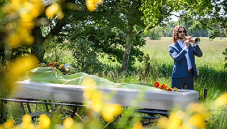 Op bezoek bij drie natuurbegraafplaatsen in Noord-Nederland