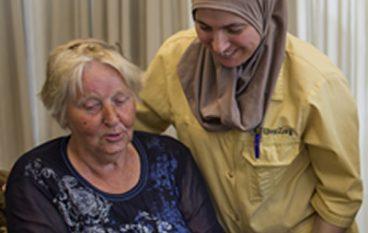 Alzheimer Nederland dringt  aan op voorkomen zorgval