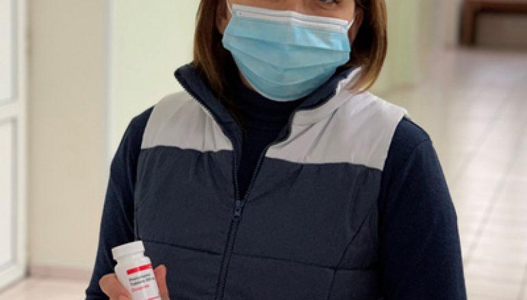 Strijd tegen tuberculose gaat verder, ook in coronatijd