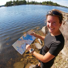 De beschaafde wildernis van Zweden