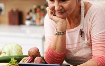 Langer gezond met een gezonde voeding