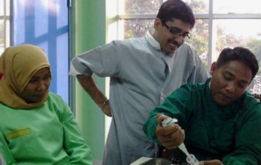 Tuberculose – Goed voorbereid en zorgeloos op reis