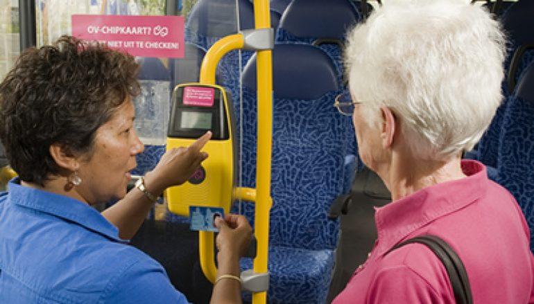 Reizen met openbaar vervoer nu nog gemakkelijker