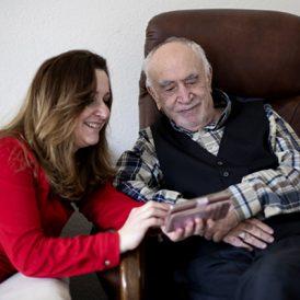 Met dementie kun je nog steeds leren