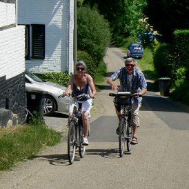 15e Heuvelland Fiets 4-daagse Valkenburg aan de Geul