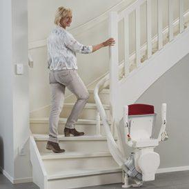 Een innovatieve traplift maakt uw woning toekomstbestendig