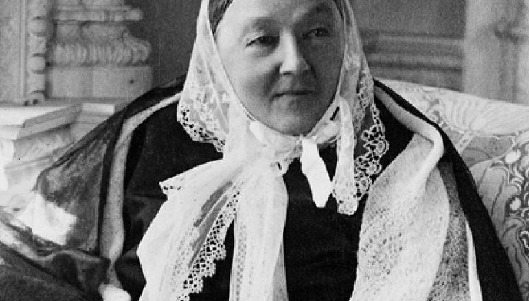 Mijn naam is Florence Nightingale (1820-1910)