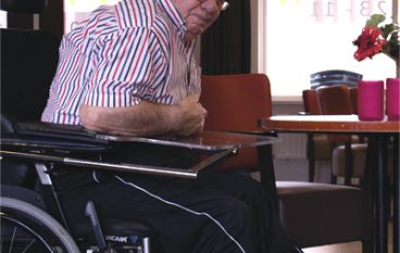 Gezonde rolstoelkussens van Vicair