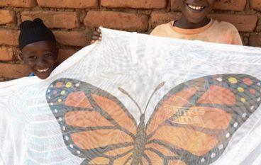 Bescherm kwetsbare  kinderen tegen malaria