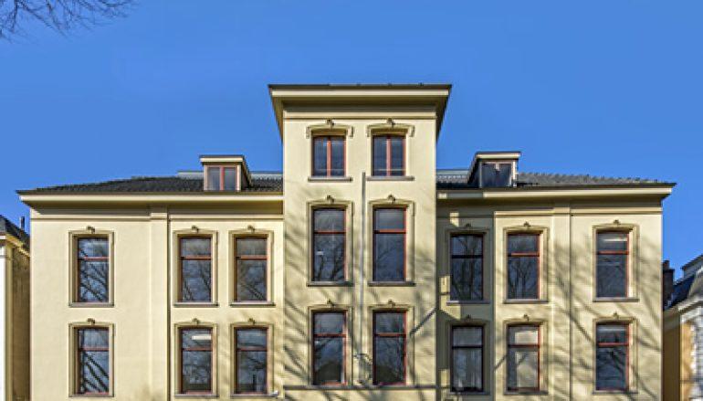 De Lindeborg biedt een veilige woonomgeving
