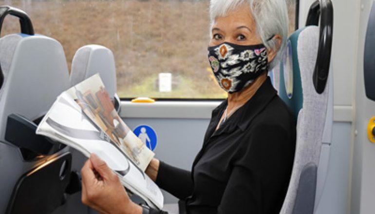 Wegwijs in het openbaar vervoer door OV-ambassadeurs