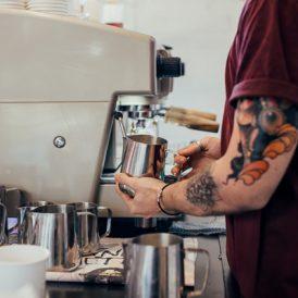 Waterfilterwinkel – Ontkalker van koffiemachines